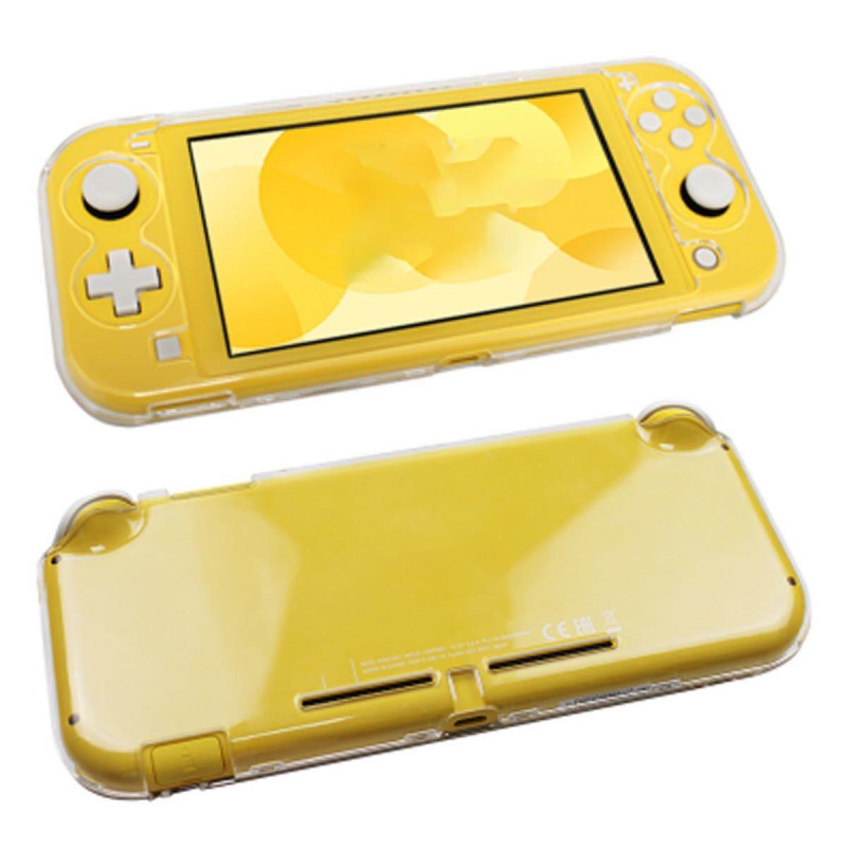 Nintendo スイッチライト クリアケース Switch 専用 ハードケース カバー