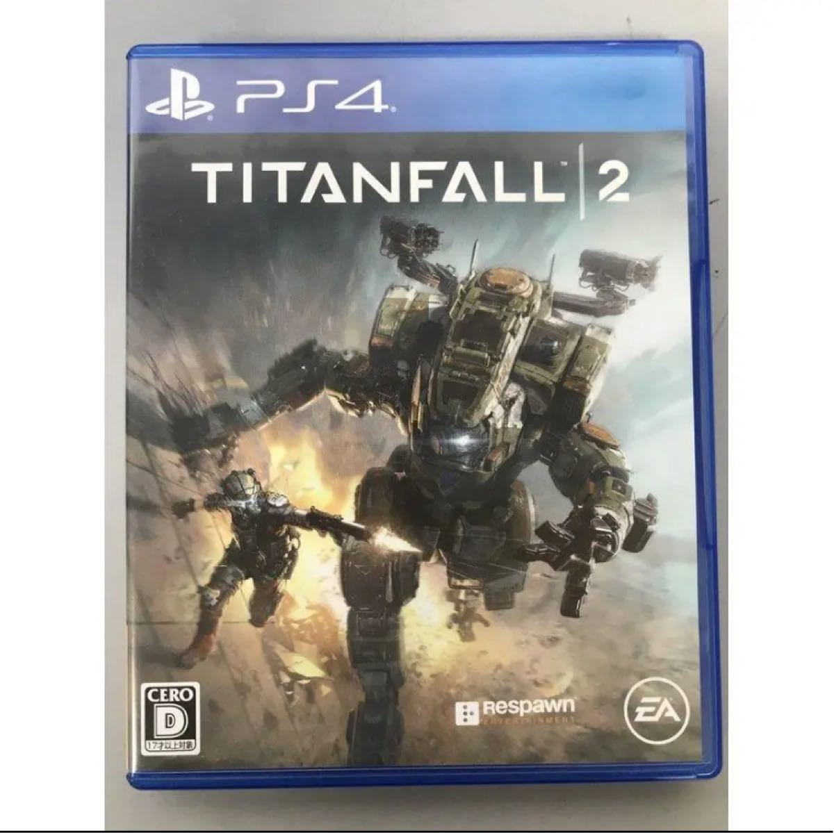 PS4 タイタンフォール 2 中古 タイタンフォール2 TITANFALL2 PS4 PS4ソフト