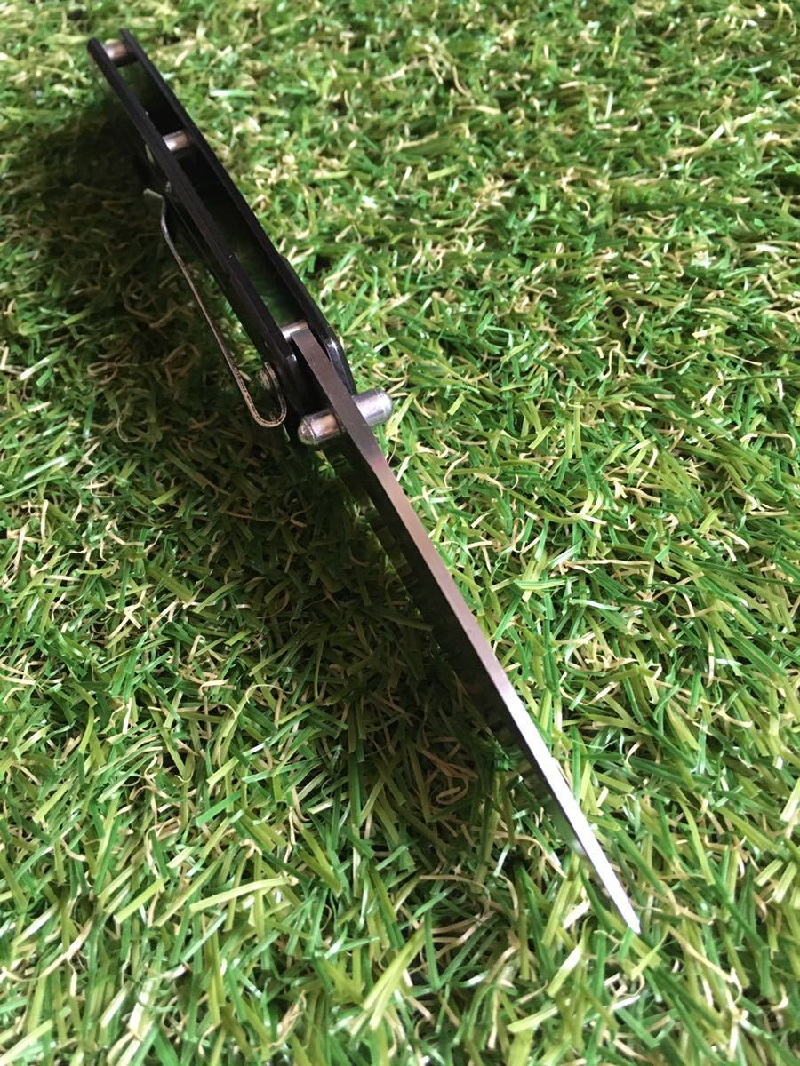 BUCK Knife #006 フォールディングナイフ 折りたたみナイフ