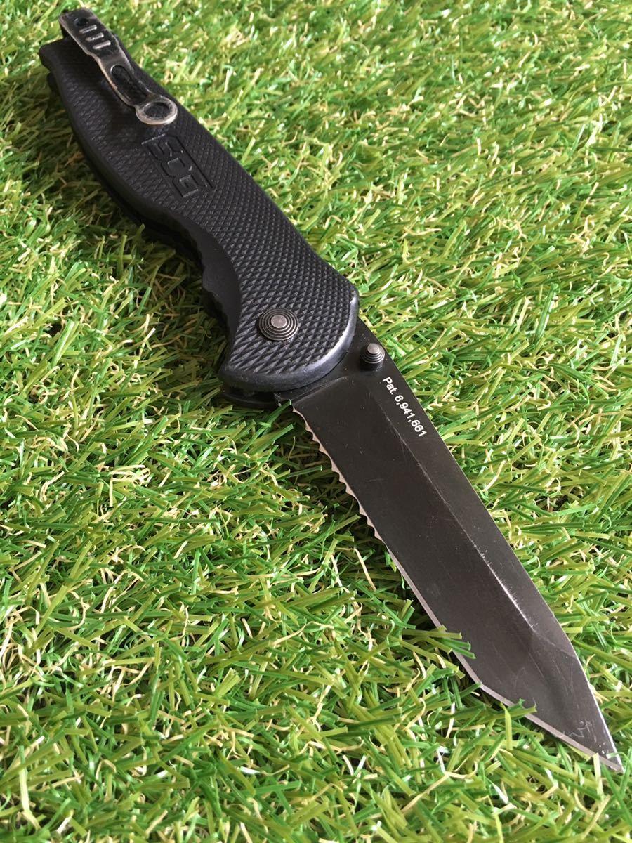 SOG FLASH2 ソグ フォールディングナイフ 折りたたみナイフ
