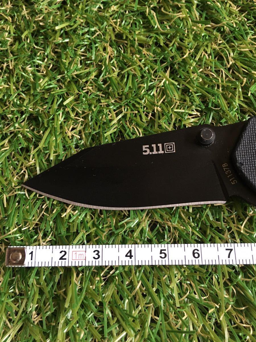 5.11 Tactical Folding Knife #003 折りたたみナイフ