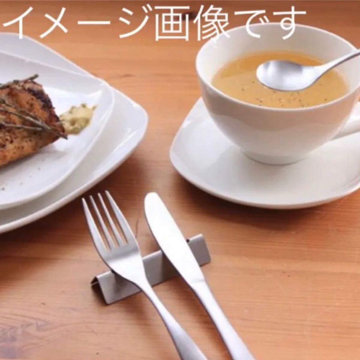 Made in TSUBAME カトラリーレスト 4個セット 新品 日本製 新潟県燕市燕三条