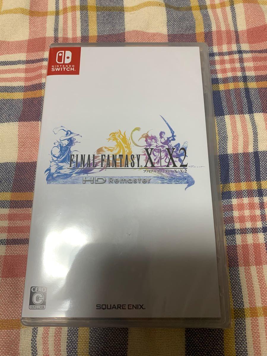 ファイナルファンタジーX FINAL FANTASY X Nintendo Switch HDリマスター