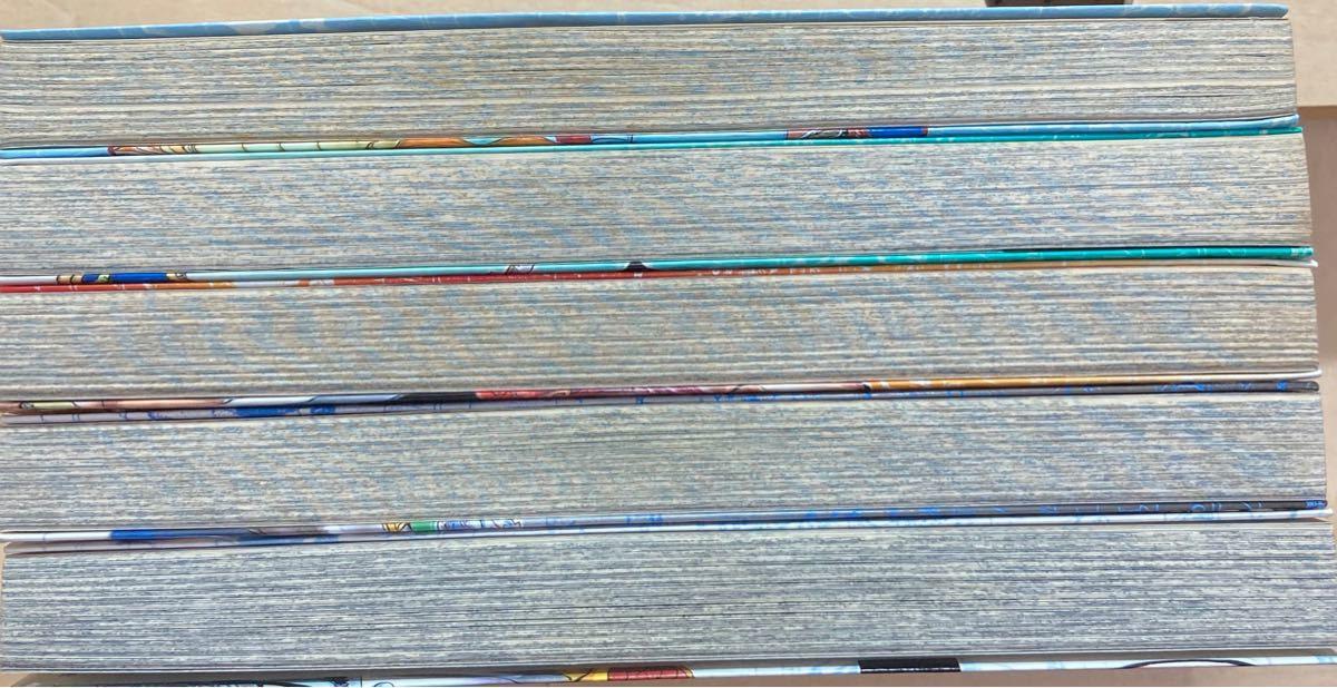 ONE PIECE  ワンピース 57〜61巻 5巻セット 送料無料! 尾田栄一郎 ワンピース単行本