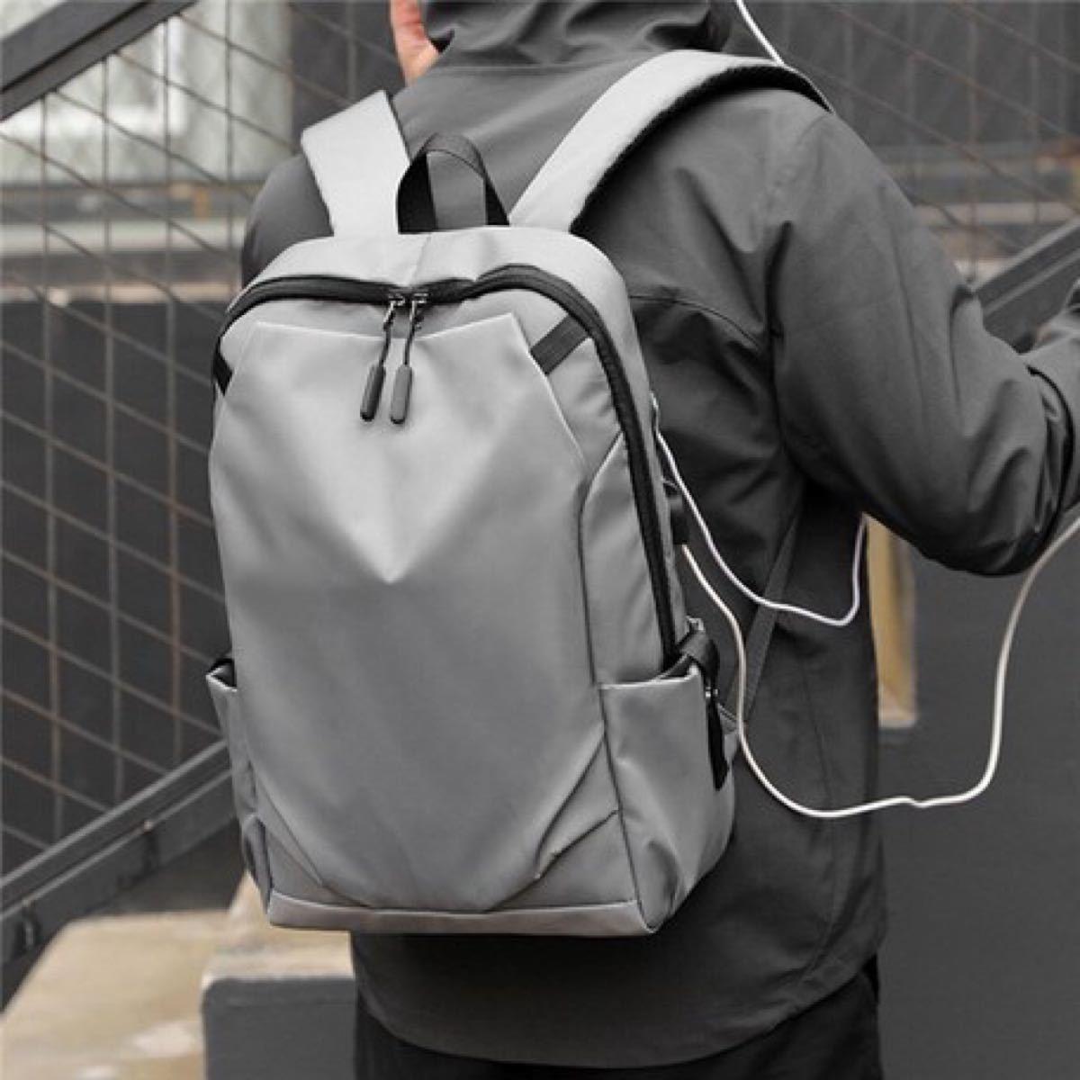 リュック バックパック ビジネス 日常 旅行 通勤 通学 大容量 アウトドア バックパック 大容量 USBポート リュック