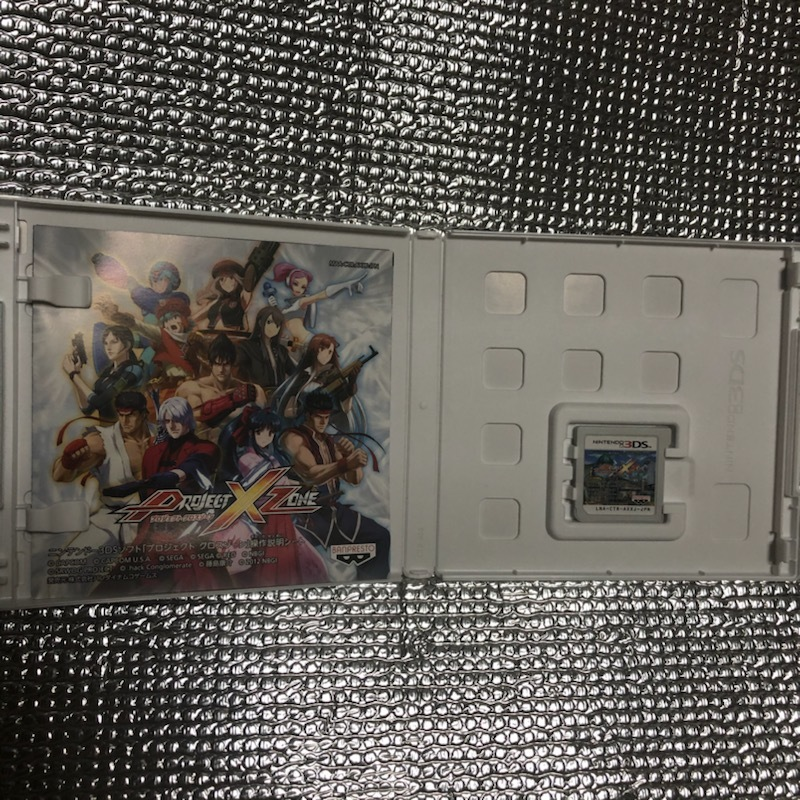 3DS PROJECT X ZONE (初回生産版:『早期購入限定スペシャル仕様』同梱) クリックポスト可_画像5