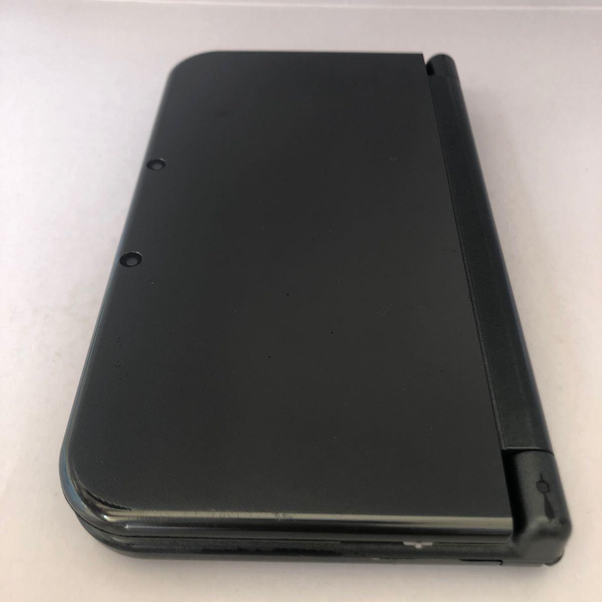任天堂 Newニンテンドー3DS LL メタリックブラック