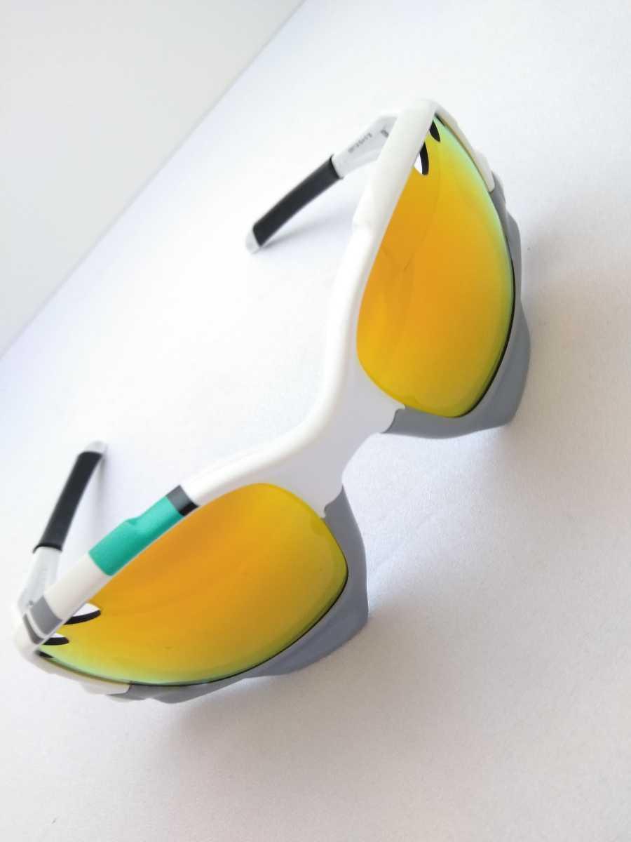 限定!レンズ2種 レーシングジャケット☆ホワイト【OAKLEY】RACING JACKET オークリー サングラス 30周年_画像2