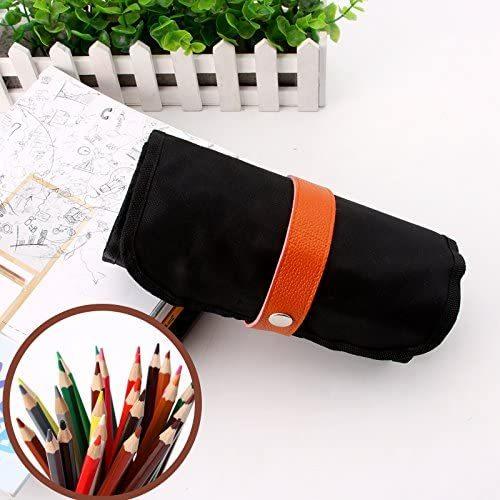 MEGICOT 色鉛筆 72色 油性色鉛筆 塗り絵 描き用 収納ケース付き 鉛筆削り付き 携帯便利_画像3