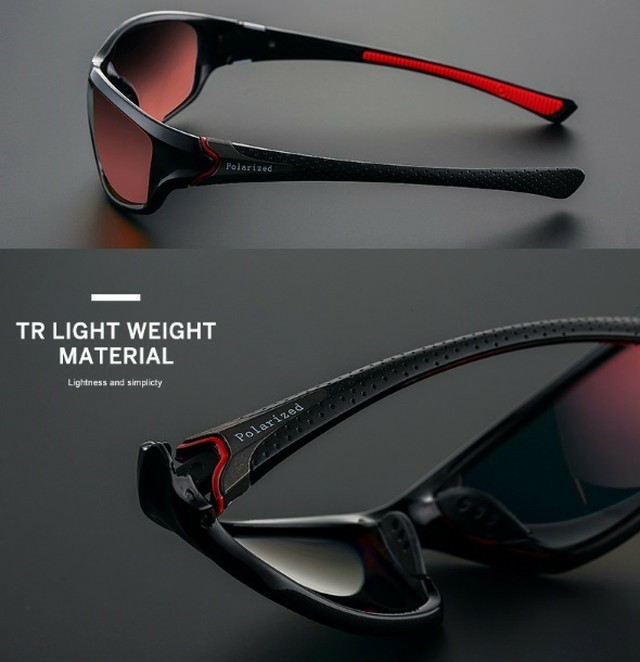 新品 送料込み ラグジュアリー ライディングメガネUV400 スポーツサングラス