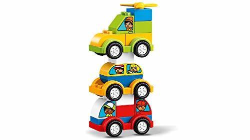 レゴ(LEGO) デュプロ はじめてのデュプロ いろいろのりものボックス 10886 知育玩具 ブロック おもちゃ 男の子 車_画像9
