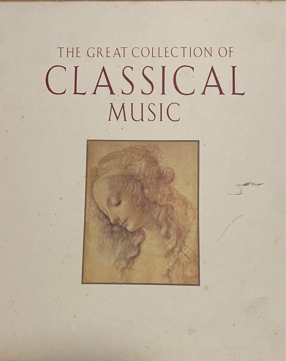 THE GREAT COLLECTION OF CLASSICCAL MUSIC 100 クラシカルミュージック NO1 SP盤