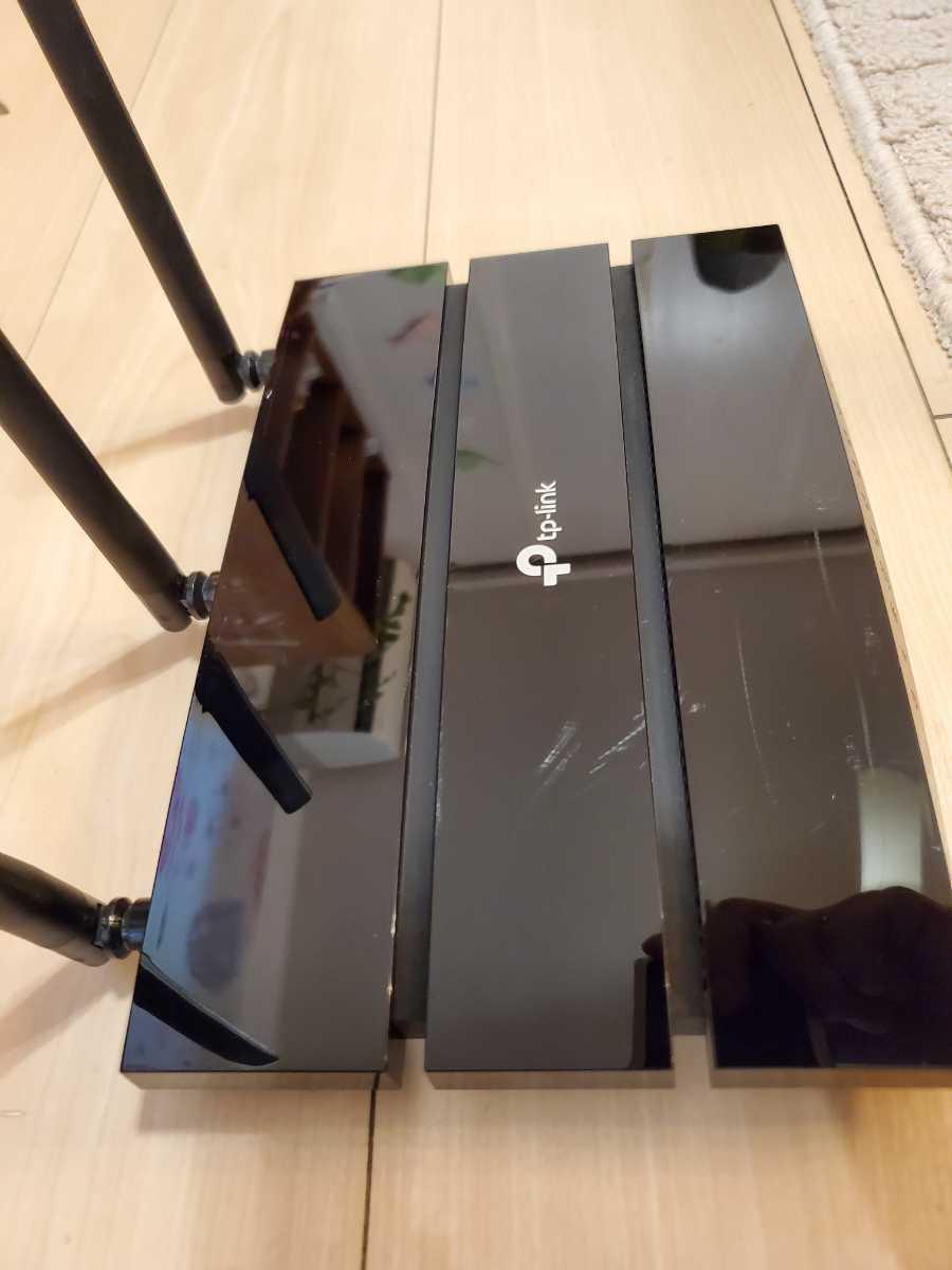 無線LANルーター TP-link AC1200 デュアルバンド ギガビット 867Mbps+300Mbps