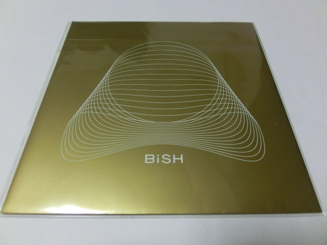 BiSH LETTERS レターセット 便箋1枚+封筒セット 新品_画像1