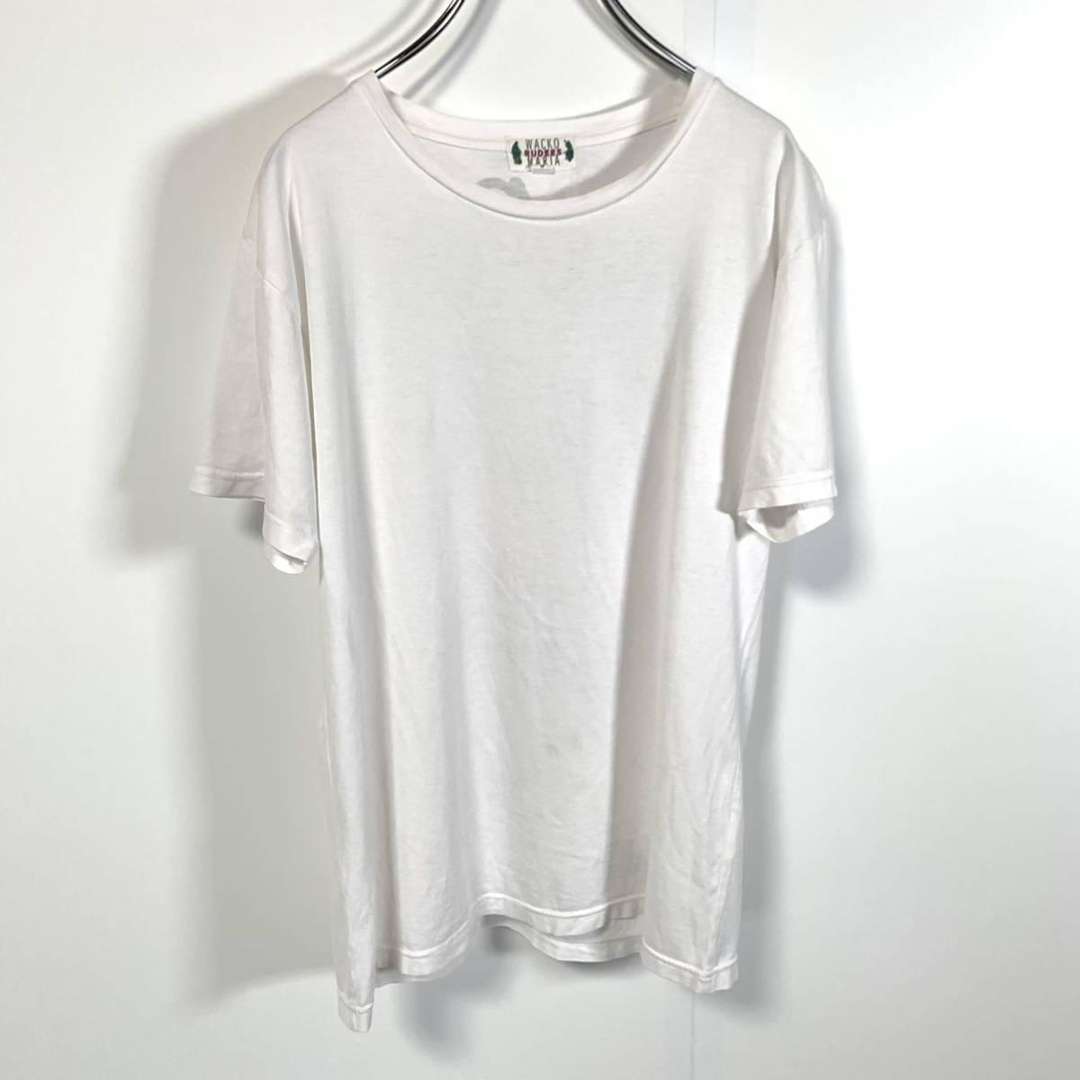 WACKO MARIA ワコマリア バックプリント Tシャツ ギルティーパーティー 舐達麻 c146_画像4