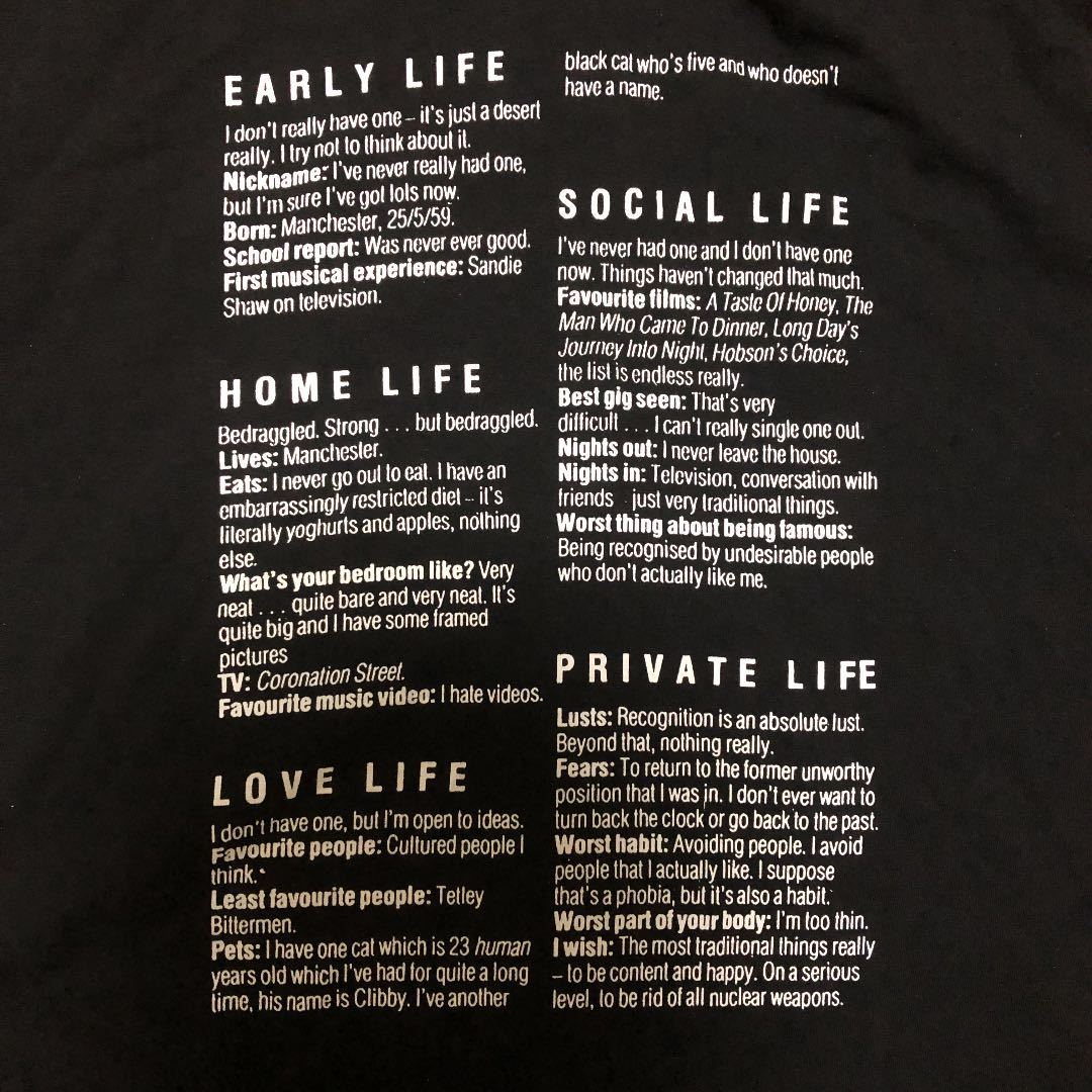 Smiths Morrissey Tシャツ Strangeways NYC Tee Supreme_画像4