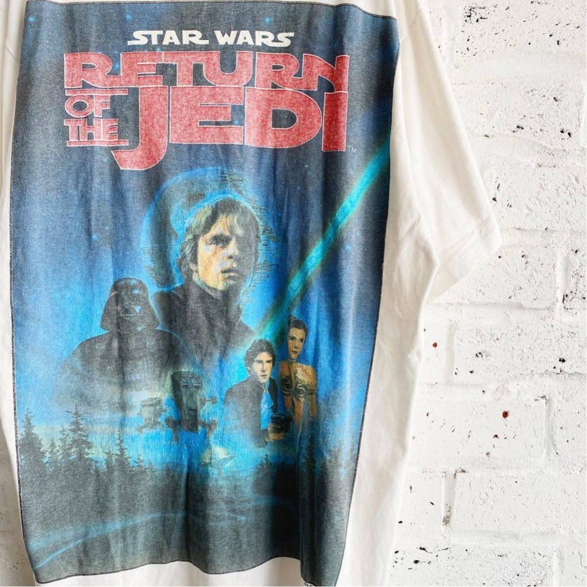 Star Wars Return of the JEDI Tシャツ ヴィンテージ Supreme vintage_画像2