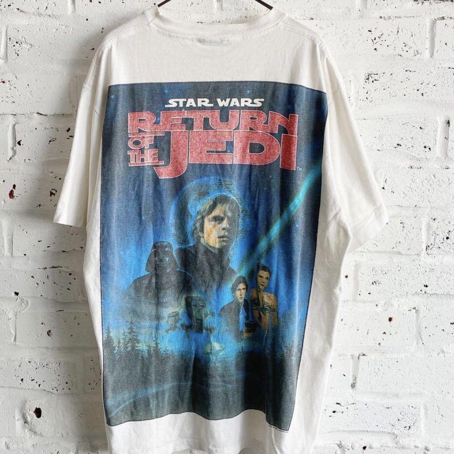 Star Wars Return of the JEDI Tシャツ ヴィンテージ Supreme vintage_画像1