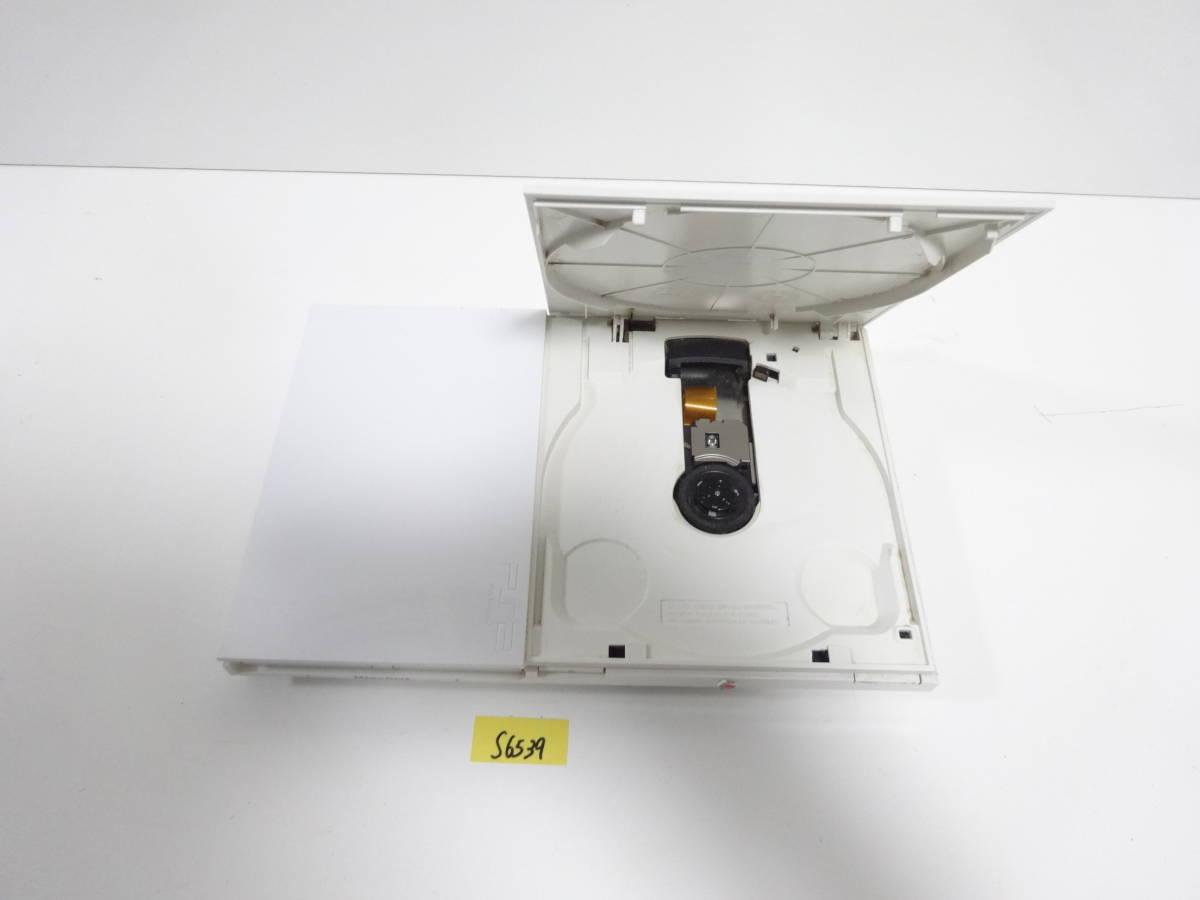 SONY プレイステーション2 SCPH-90000 動作確認済み S6539_画像7
