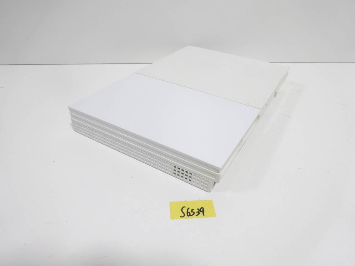SONY プレイステーション2 SCPH-90000 動作確認済み S6539_画像4