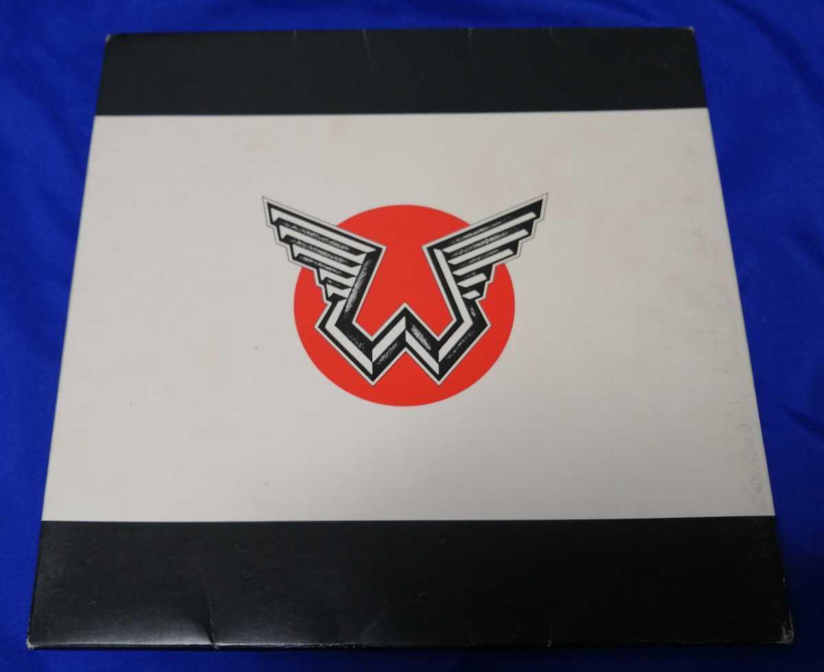 ポール・マッカートニー&ウィングス 1978年幻の日本公演パンフレット ザ・ビートルズ ジョン・レノン ジョージ・ハリスン リンゴ・スター