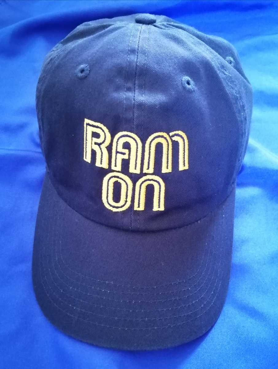 ポール・マッカトニー「RAM ON」キャップ(公式商品) 新品(未使用) 来日公演時に東京ドーム公式グッズ売場で購入した物です。ザ・ビートルズ