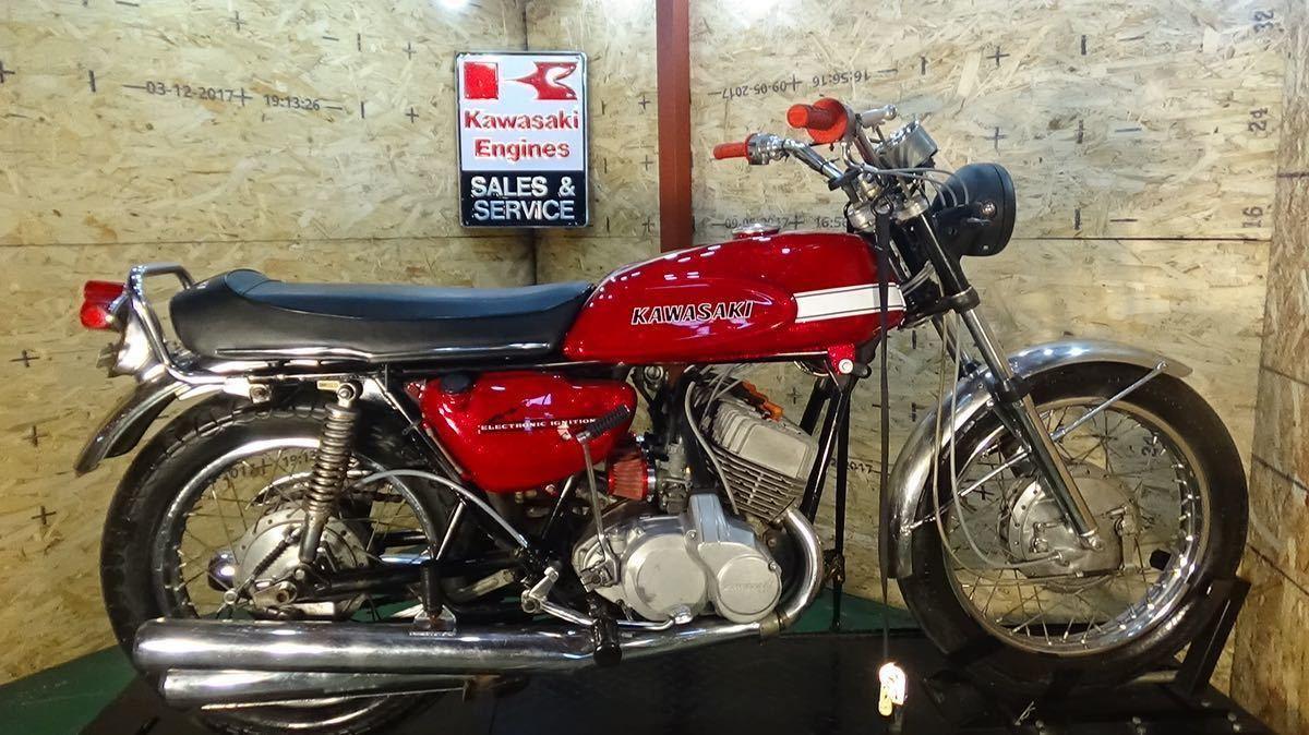 「【ローン可】KAWASAKI H1 500SS 昭和45年 1970年 旧車 MACH SS 希少 カワサキ/マッハ」の画像1