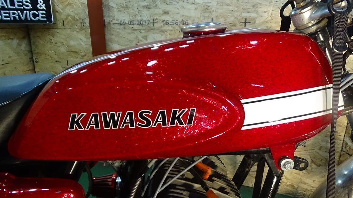 「【ローン可】KAWASAKI H1 500SS 昭和45年 1970年 旧車 MACH SS 希少 カワサキ/マッハ」の画像2