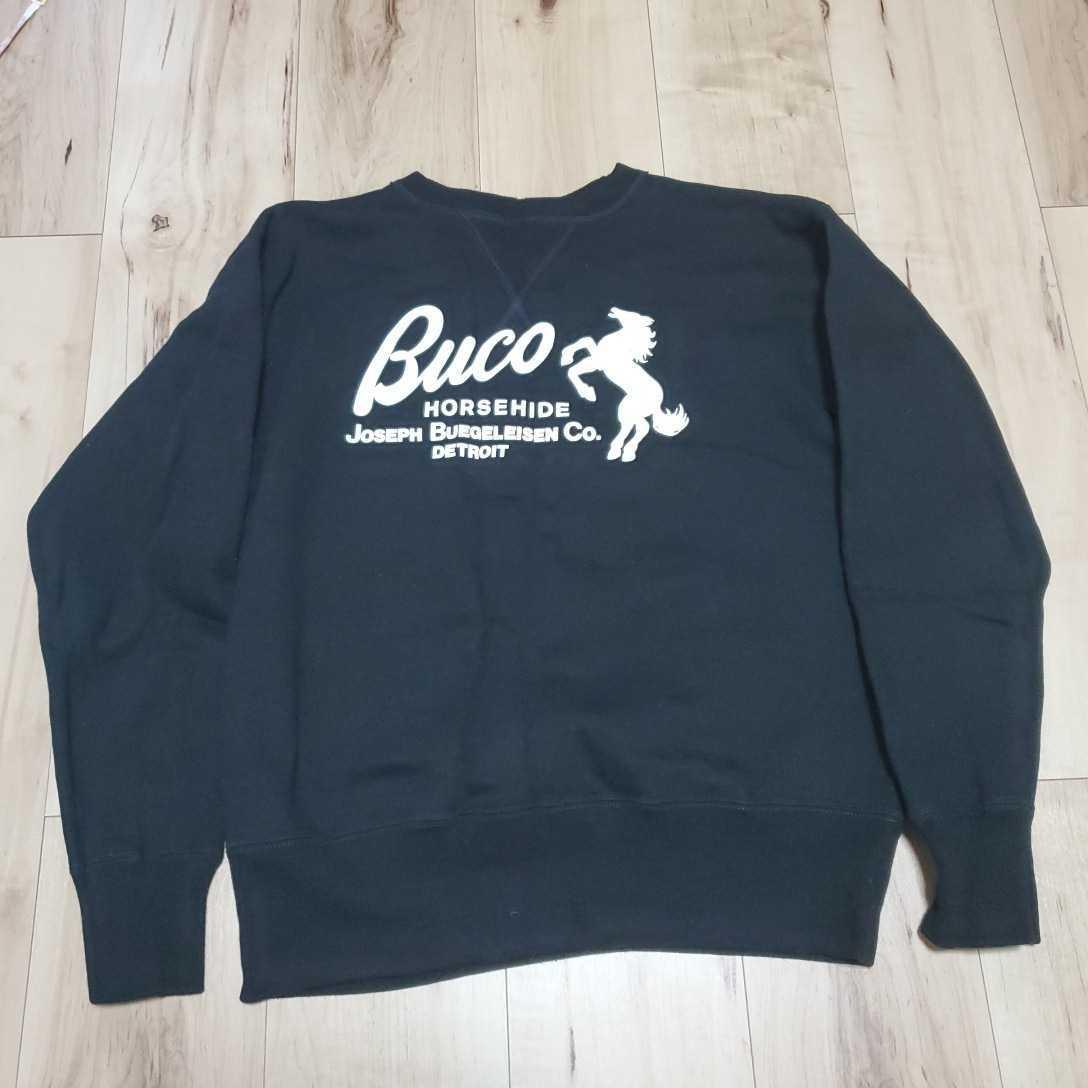THE REAL McCOY'S BUCO ブコ スウェット トレーナー リアルマッコイズ S_画像1
