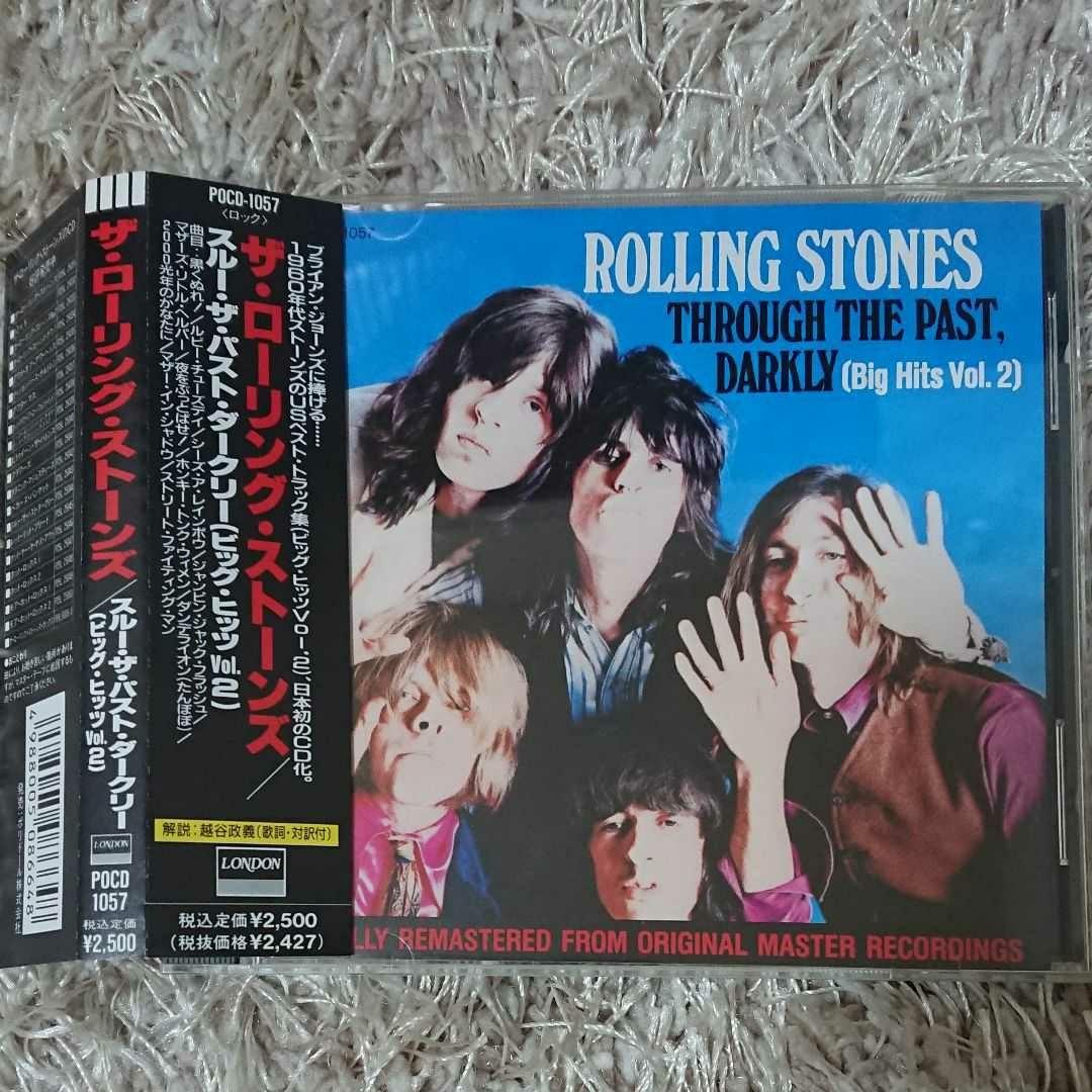 ザ・ローリング・ストーンズ the rolling stones CD