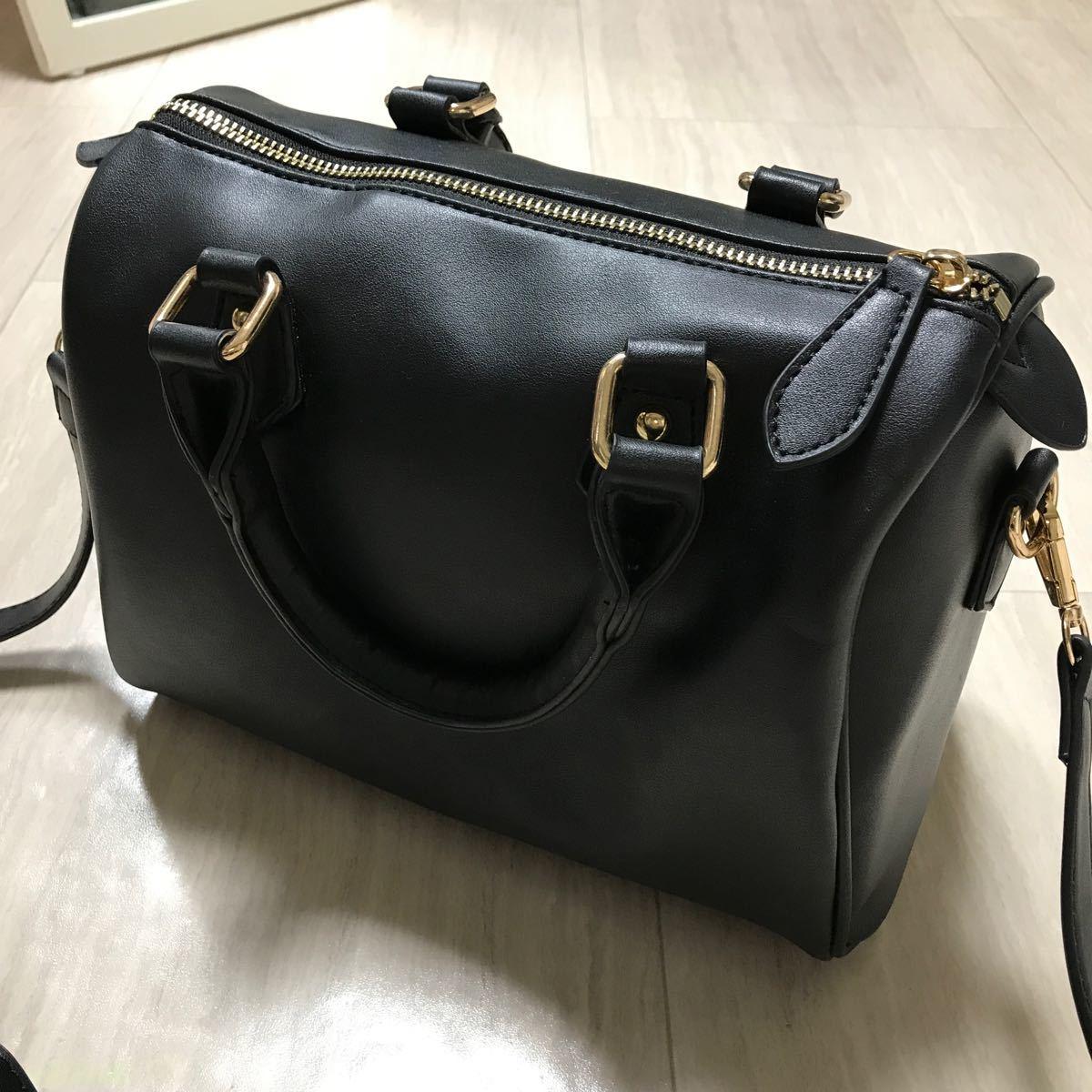 バッグ レディース 鞄 かばん カバン ショルダーバッグ 斜めがけ ハンドバッグ トート A5 フェイクレザーボストンバッグ
