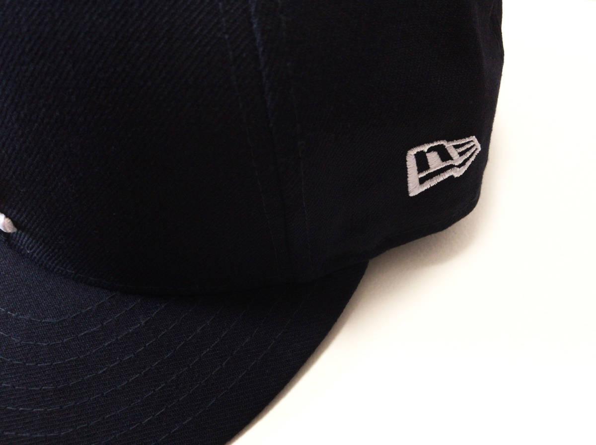 """【美品】ロンハーマン別注 RHC x New Era × MLB """" LAロゴ """" ベースボール キャップ 59.6cm NAVY / RonHerman ニューエラ _画像4"""