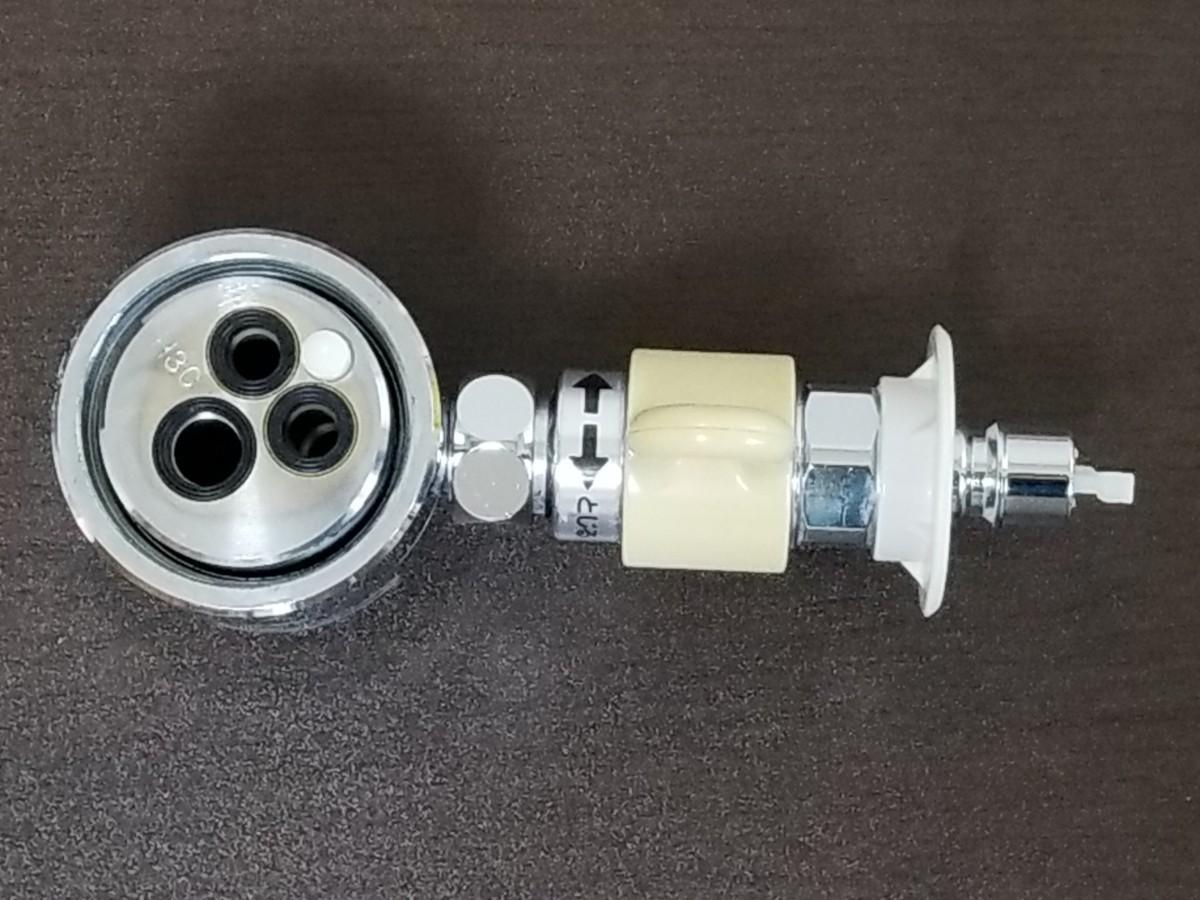 食洗機 食器洗い 乾燥機 シングル 分岐 栓 ソケット パナソニック ナショナル