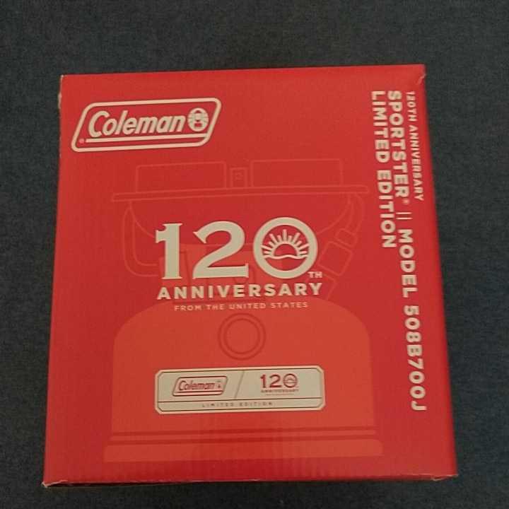 Coleman コールマン 120th スポーツスター2 送料無料