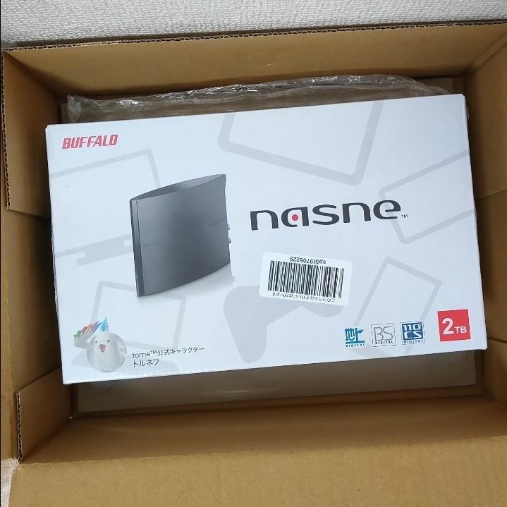 バッファロー nasne  NS-N100