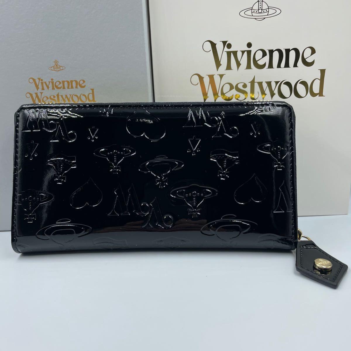 Vivienne Westwood ヴィヴィアンウエストウッド 長財布 【返金保証付き】