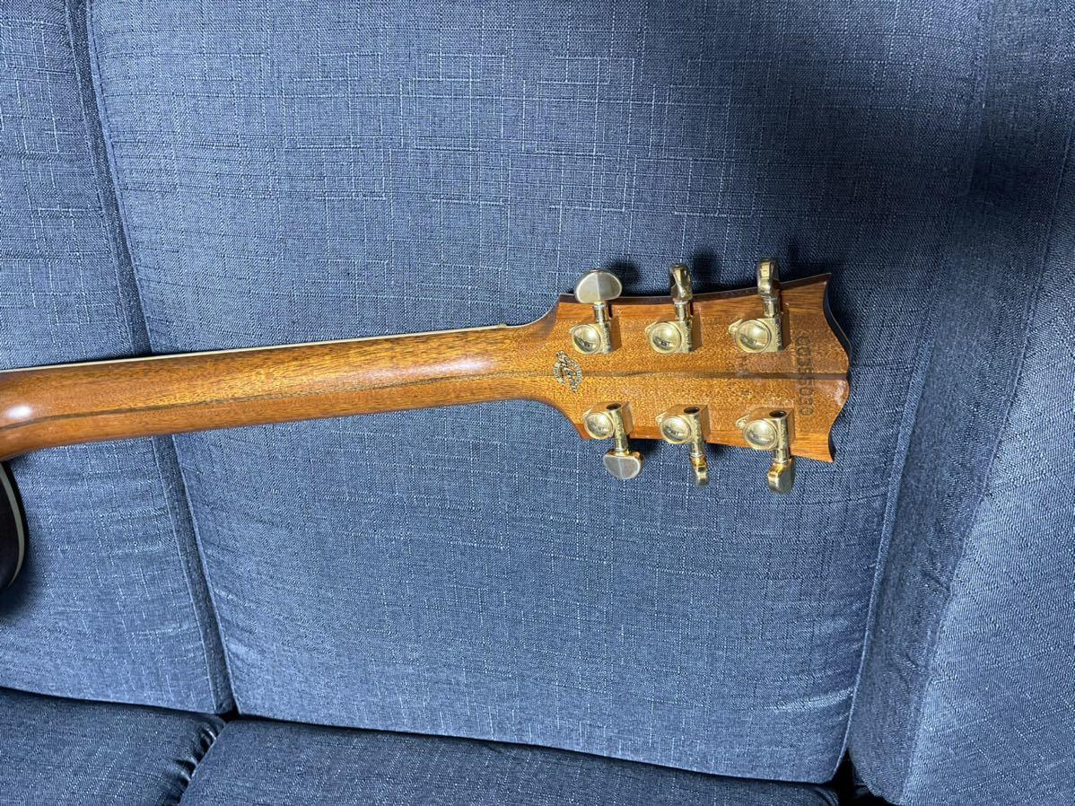 Gibson J-2000 Custom Cutaway_画像8