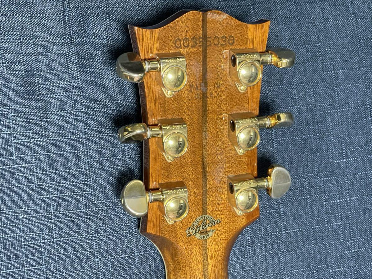 Gibson J-2000 Custom Cutaway_画像5