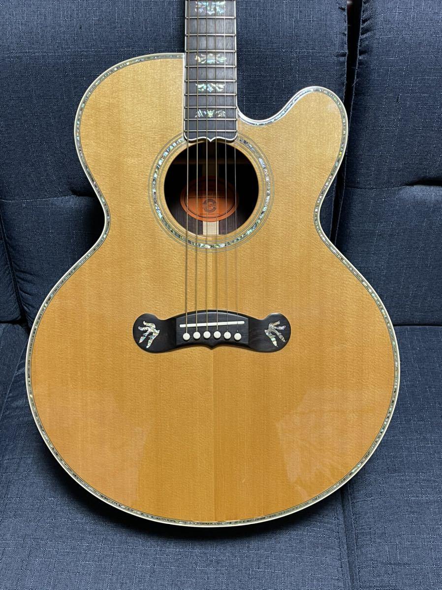 Gibson J-2000 Custom Cutaway_画像1