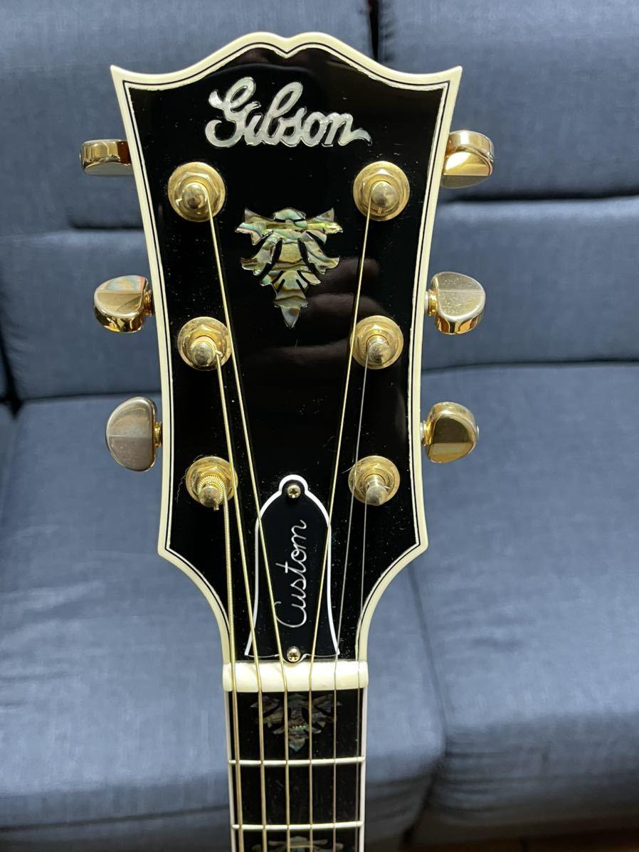 Gibson J-2000 Custom Cutaway_画像4