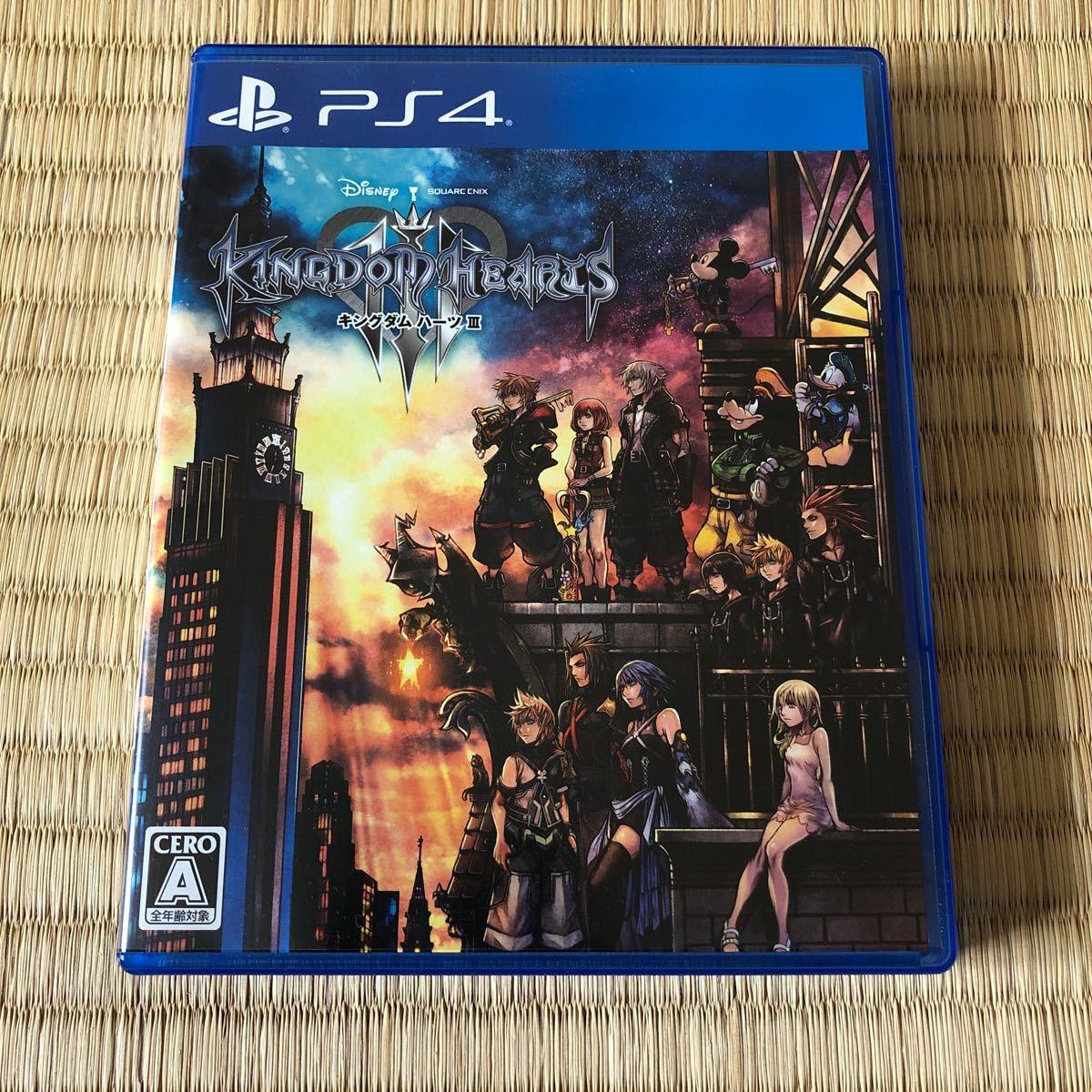 【PS4】KINGDOM HEARTS 3 キングダムハーツ3