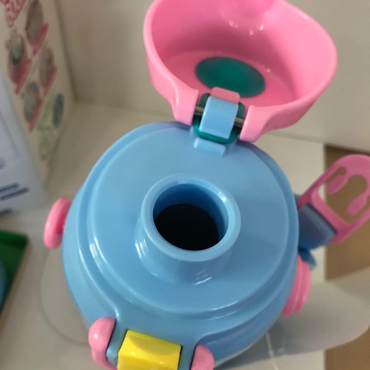未使用☆ THERMOS サーモス 真空断熱2ウェイボトル 0.6L  子供用 水筒 直飲みダイレクト&コップ