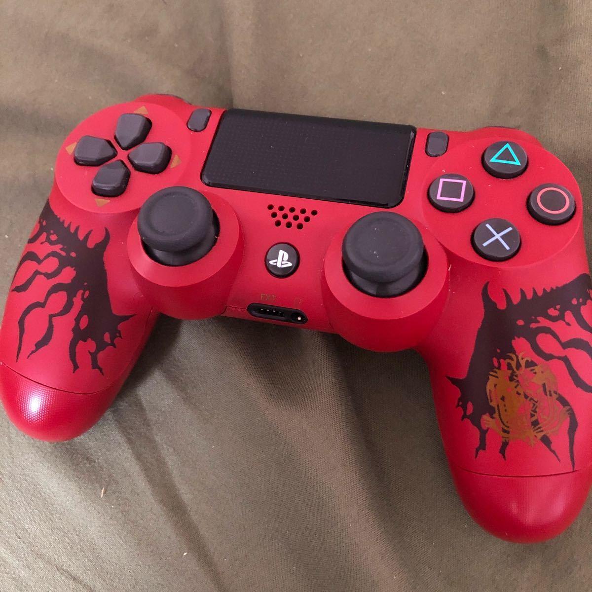 PS4コントローラー デュアルショック4 DUALSHOCK リオレウス