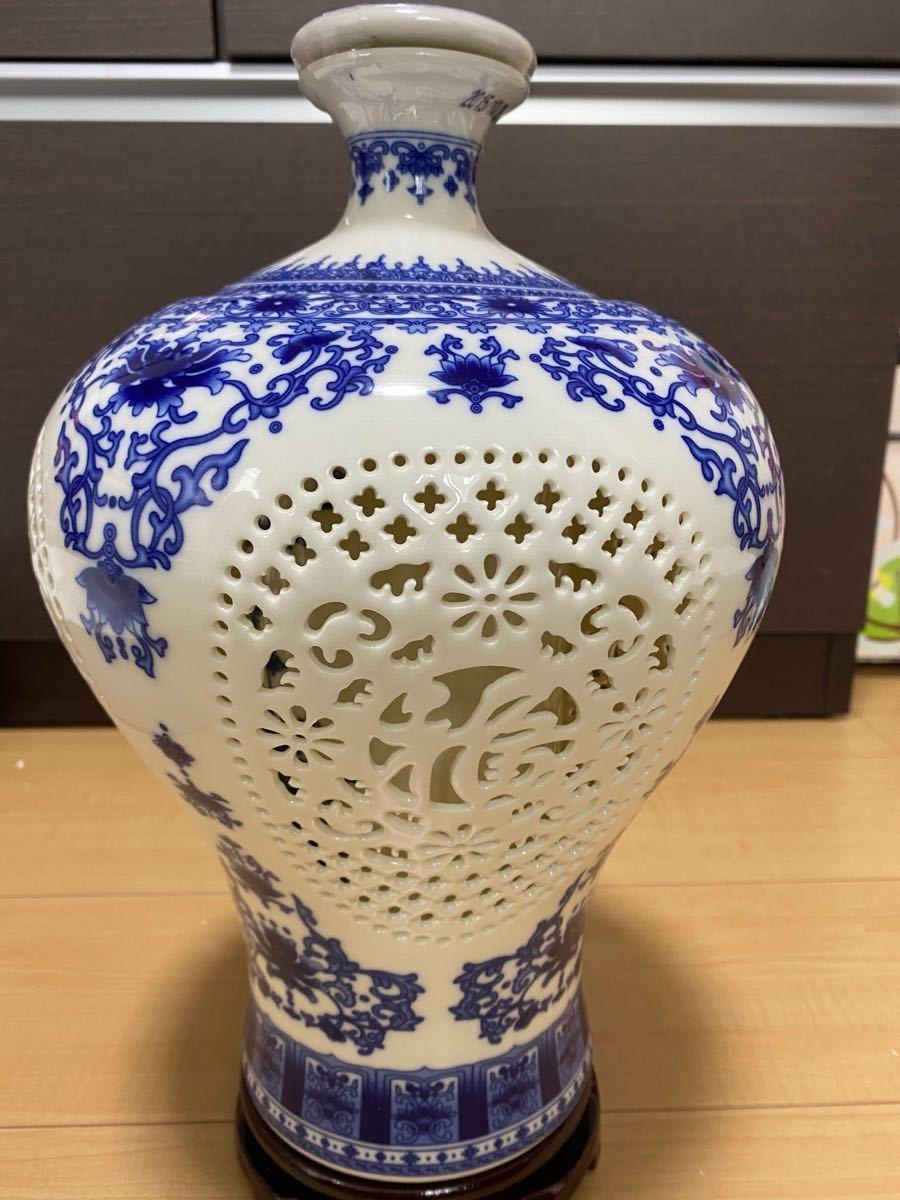 中国白酒 汾酒原漿53% 1.5L  希少花瓶