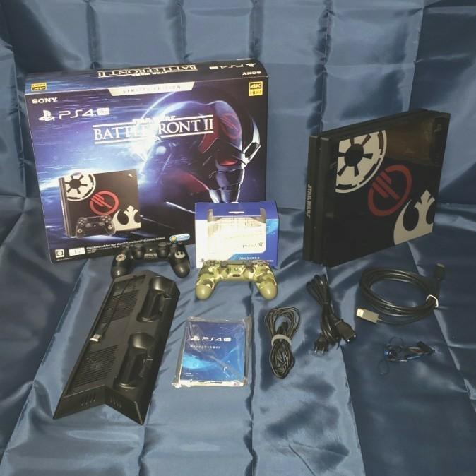 PlayStation4 Pro スターウォーズバトルフロント2