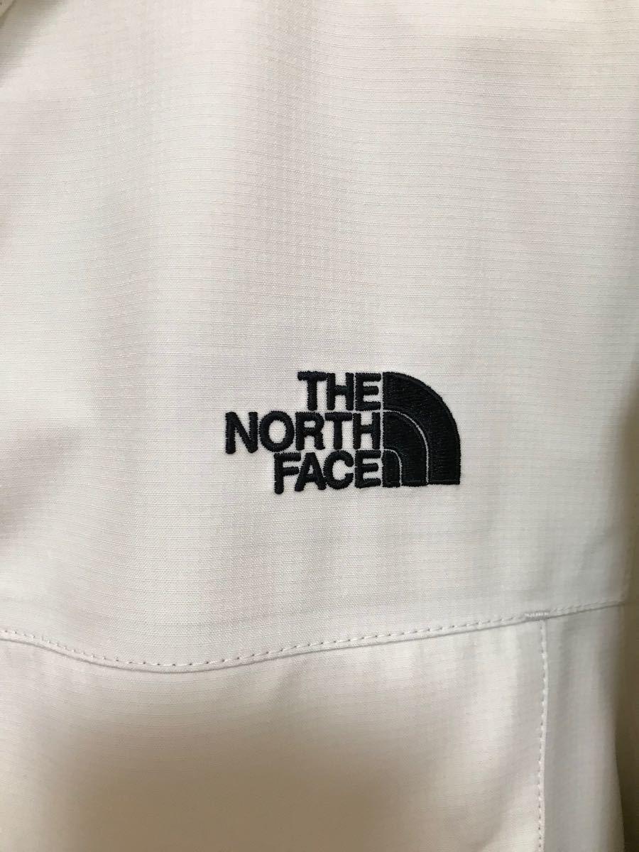 THE NORTH FACE ノースフェイス ゴアテックス マウンテンパーカー  JACKET ジャケット アイボリー Mサイズ