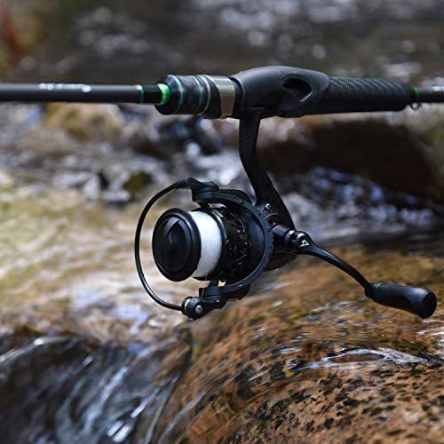 ☆新品☆ピシファン(Piscifun)スピニングリール CarbonX 超軽量165g 淡水釣り海釣り ギア比5TXH1_画像2