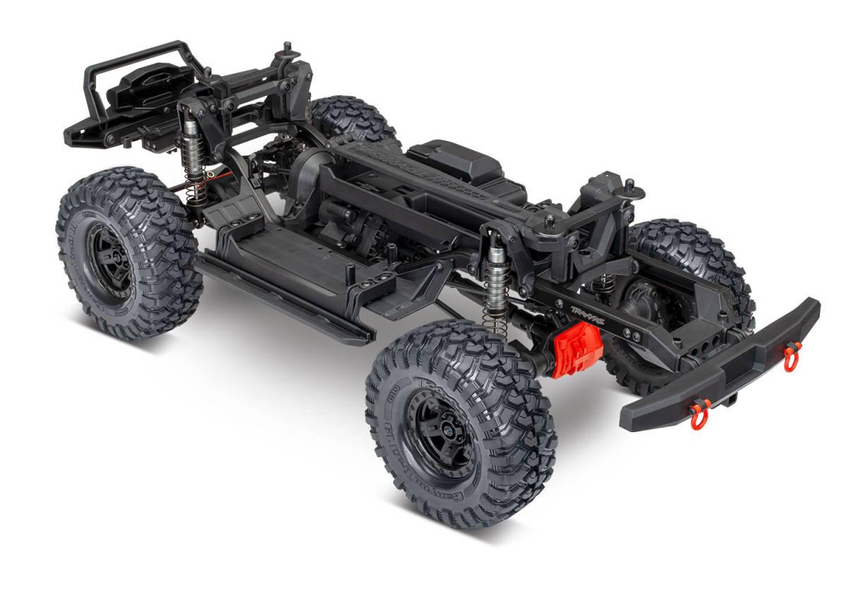 即納! 送料無料 トラクサス 1/10 TRX4スポーツ スケールトラック キット クローラー 検 rc4wd トラクサス タミヤ tf2 scx10 trx4 cc-02