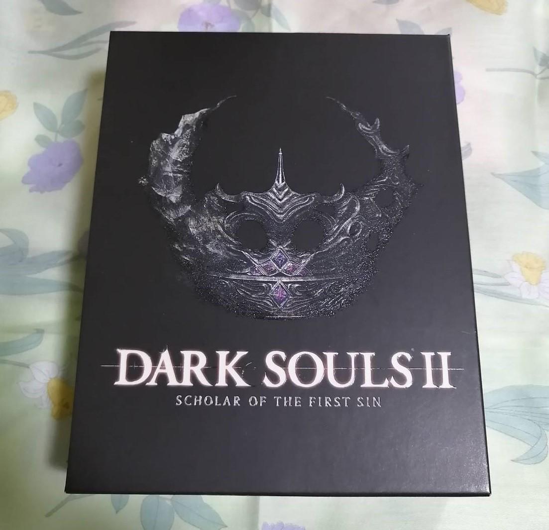 ダークソウル2 初回限定版 PS3 DARK SOULS II