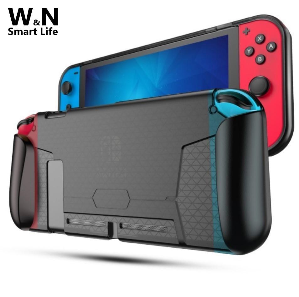 任天堂 switch 保護 ケース 保護カバー スイッチ保護ケース TPU材質 Nintendo Switch